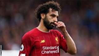 Umukinnyi Mohamed Salah wa Liverpool yagiye agirana ibibazo n'ishyirahamwe ry'umupira w'amaguru mu Misiri