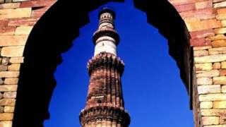 শাহী দিল্লির অন্যতম প্রধান 'আইকন' কুতুব মিনার