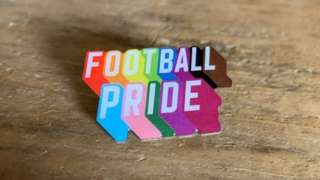 Football Pride logo