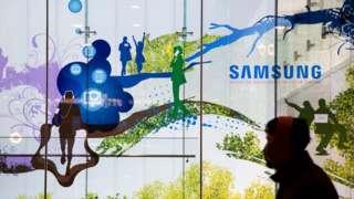 Реклама Samsung