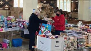 Carmarthenshire toy appeal