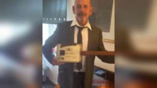 David Jones, 58, died at the Royal Stoke Hospital last November