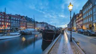 Nyhavn Waterfront (New Harbour), Copenhagen