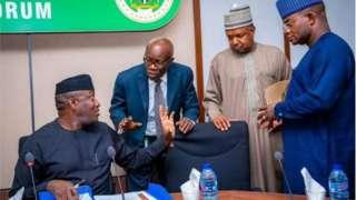 Nigeria govnors