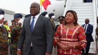 Umuryango uyoborwa na Madamu wa Perezida wa DR Congo wahakanye kunyereza imfashanyo igenewe abagizweho ingaruka n'iruka ry'ikirunga