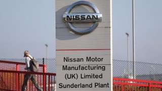 Library image of the Nissan plant