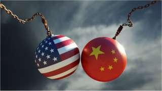 在中國問題上,拜登基本上延續了上任總統特朗普的做法。