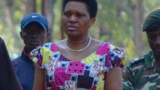 Burundi first lady