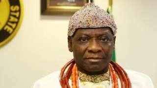 Olu of Warri dies: