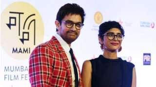 Aamir Khan iyo Kiran Rao