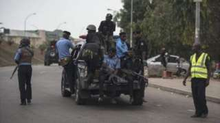 Security pipo brace up for possible attack for South eastern Nigeria