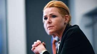 Inger Stoejberg (file pic)