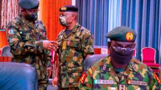 Nigerian Armed Forces Generals