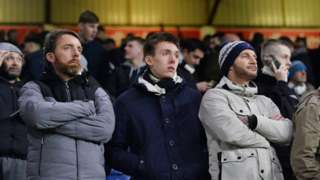 Burnley fans