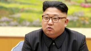 Kim Jong--un