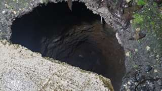 Middleton sink hole