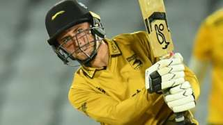 Leicestershire's Harry Swindells has made 18 T20 appearances for the Foxes since making his debut in 2018