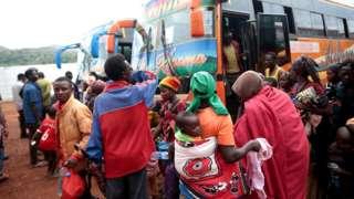 Impunzi z'Abarundi zitahutse zivuye muri Tanzania mu kwezi kwa cumi 2019