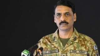 Maj-Gen Asif Ghafoor