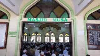 Ces six dernières années, la mosquée a encouragé la réconciliation
