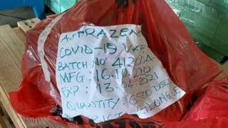 Malawi yaturiye incanco 19.610 zataye igihe za AstraZeneca, kikaba kibaye igihugu ca mbere ca Afrika gikoze ivyo.
