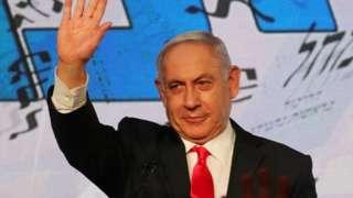 Benjamin Netanyahu (24/03/21)