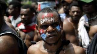 Empat akar masalah di Papua, menurut LIPI, antara lain kegagalan pembangunan, pelanggaran HAM, diskriminasi dan status politik.