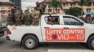 La pandémie de coronavirus s'est propagée en Centrafrique depuis plusieurs semaines.