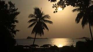 Nilaveli beach near Trincomalee, NE Sri Lanka