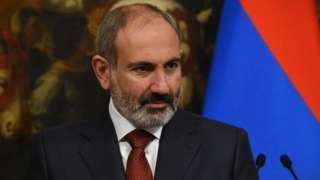Ermənistan baş naziri vəzifəsini icra edən Nikol Paşinyan