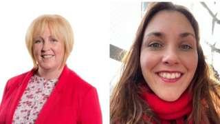 Suzy Davies a Heledd Fychan