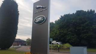 JLR in Solihull