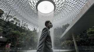 香港及新加坡都急于重新启动旅游观光业。