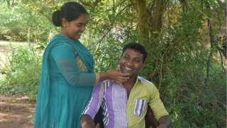Gauri Malar and Roshan Jayathilake