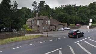 The Bull pub at Broughton