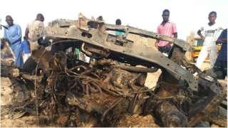Des explosions ont été entendues en plusieurs endroits de la ville de Maiduguri à quelques heures de la célébration de la fête de Tabaski