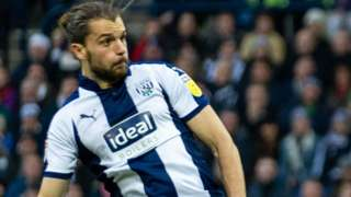 Jay Rodriguez scored twice to take his tally to 12 goals for the season