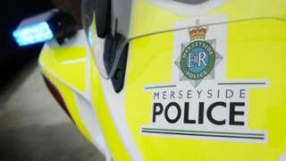 Merseyside Police badge