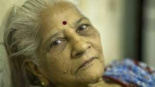 वृद्ध महिला