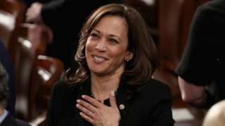 Phó Tổng Thống Hoa Kỳ Kamala Harris