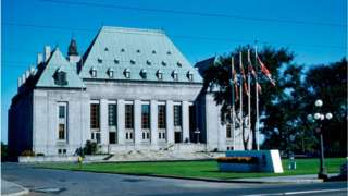 Canada's Supreme Court