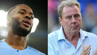 Sterling and redknapp