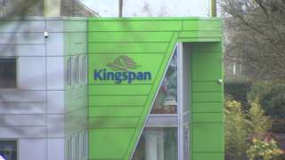 Kingspan headquarters in County Cavan