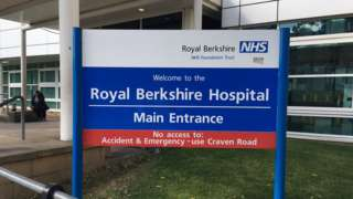 Royal Berkshire Hospital A&E department