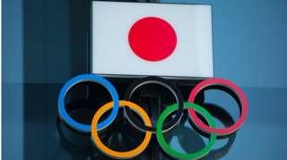 TOKYO 2020 OLYMPIC LOGO