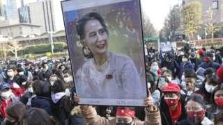 میانمار، مارشل لا