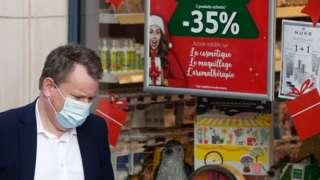 The UK's chief negotiator David Frost