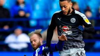 Barry Bannan and Lewis Baker
