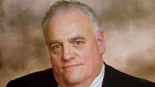 Former Rochdale MP Cyril Smith