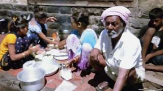 बेघर नागरिक